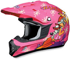 motocross youth helmets afx pink rocket fx 17y motocross offroad dirtbike youth