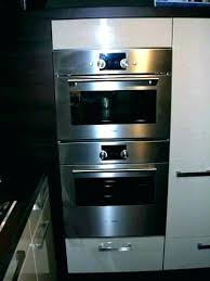 colonne de cuisine pour four encastrable armoire cuisine pour four encastrable meuble four micro onde meuble