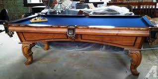 leisure bay pool table leisure bay billiard pool table with accessories for sale in ta