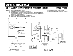 central air conditioner wiring diagram thoritsolutions