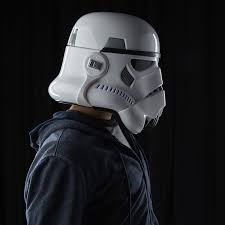halloween voice changer party city amazon com star wars the black series imperial stormtrooper