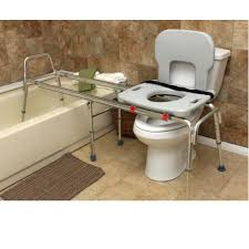 Bathroom Transfer Bench Toilet To Tub Sliding Transfer Bench Extra Long Glider Bench