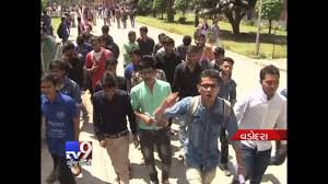 M S University by Vadodara 1500 Students From Ms University Have Been Left In The