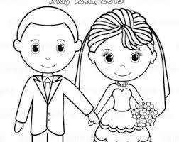 printable wedding coloring book free wedding coloring pages 13