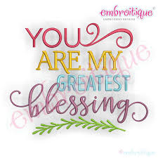 blessing baby you are my greatest blessing family thanksgiving baby