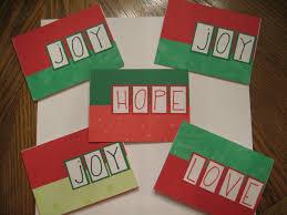 for us homemade christmas cards