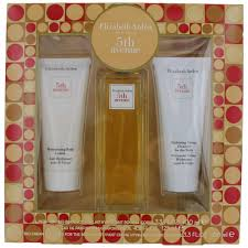 gift sets for women starting with 5th avenue by elizabeth arden 3 gift set for