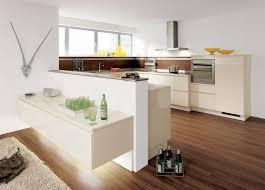 cuisine design en u cuisine cuisine classique couleur argile implantation en u plan