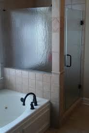 Oil Rubbed Bronze Frameless Shower Door by Frameless Showers Frameless Shower Doors