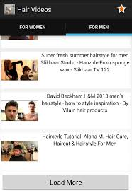 hairstyle tutorials videos android apps on google play