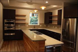 Kitchen Bookcase Ideas by Build Simple Floating Kitchen Shelves Home Decorations