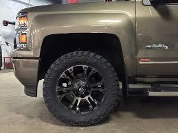 fuel wheels chevy silverado with fuel wheels no limit inc