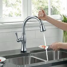 touch sensor kitchen faucet interior design for delta touchless kitchen faucet on touch