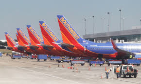 Southwest Airlines Route Map by Southwest Airlines Flying To 8 New Cities From Dallas Love Field