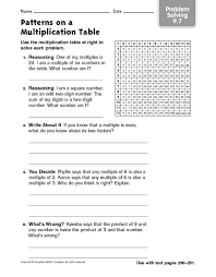 free worksheets pattern worksheets for 4th grade free math