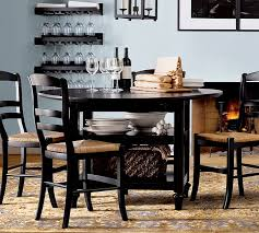Drop Leaf Kitchen Table Sets Shayne Table U0026 Isabella Chair 5 Piece Dining Set Pottery Barn