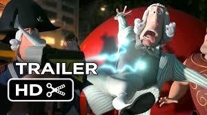 peabody u0026 sherman official trailer 2 2014 animated movie