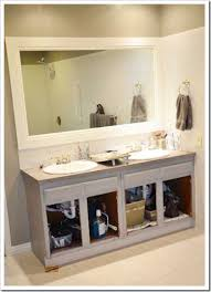 Painting Bathroom Vanity Ideas Stunning Painting Bathroom Cabinets Ideas Paint Color Ideas For