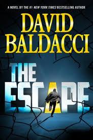 david baldacci the escape puller 3