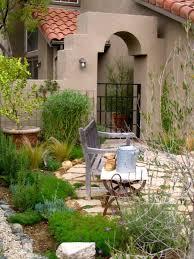 small backyard landscape ideas no grass backyard fence ideas