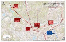 Ga Counties Map Hairpin Line Rebuild