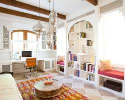 Moroccan Living Room Houzz - Moroccan living room furniture
