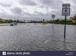 Flooding Missouri Map Missouri City Tx Flooded Highway 6 Heavy Rains From Hurricane