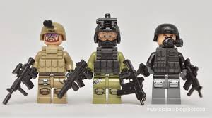 lego army humvee my brick store 301 302 303 modern war by decool