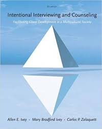 Counseling Interviewing Skills Amazon Com Intentional Interviewing And Counseling Facilitating