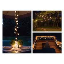 Outside Patio Lights 20ct String Lights White And Blue 10 Liked On Polyvore