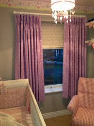 Blackout Nursery Curtains Double Up The Blackout On The Blinds And Curtains And In The