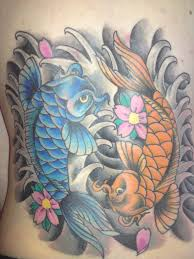 30 unique pisces tattoos design ideas for boys and girls