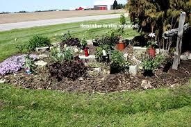 low maintenance perennial garden on a budget the creek line house