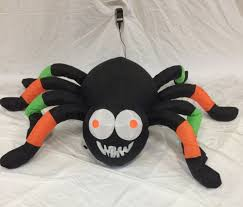 inflatable spider halloween gemmy prototype airblown inflatable halloween disney tigger as