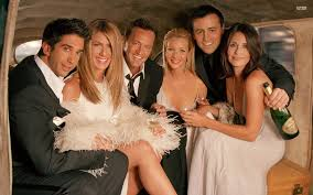 androids tv show friends tv show wallpaper