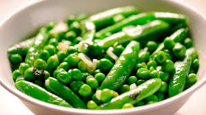 thanksgiving peas video sauteed broccoli rabe martha stewart