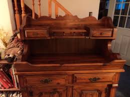 country pine dry sink buffet server for sale antiques com
