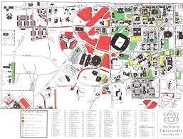 Clemson Campus Map Auburn Map My Blog