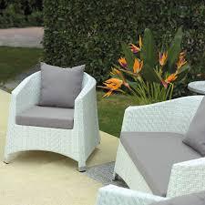 divanetti in vimini da esterno divano esterno rattan gallery of kit esterno divano da esterno in