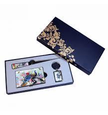set de bureau fantaisie rangement bureau fantaisie pot à crayons boites trésors de corée