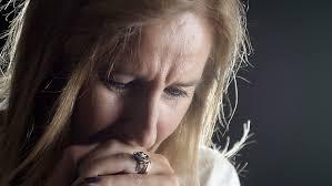 Seeking Hd In Prayer Desperate Is Praying Seeking God Aid Stock