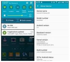 how to update android samsung galaxy s5 android update news androidpit