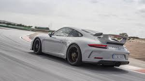 Porsche 911 - 2018 porsche 911 gt3 review with price horsepower and photo gallery