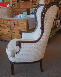 Antique Queen Anne Wing Back Chairs Photo Album Collection Antique Wingback Chair All Can Download