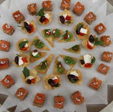 food canapes canapes finger food and tasty bites darina allen s ballymaloe