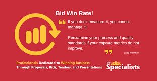 bid rate bonus resources bid specialists award winning bid professionals