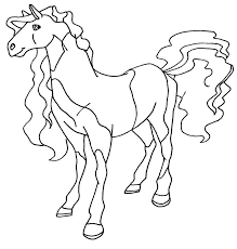 42 horse coloring pages print color craft