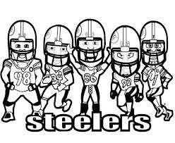 nfl team coloring pages nfl coloring pages for kids coloringstar