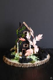 Haunted Halloween Stories by Make Your Own Halloween Decorations Miniature Haunted Houses