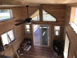 Log Cabin Floors by Blog Tiny Portable Cedar Cabins